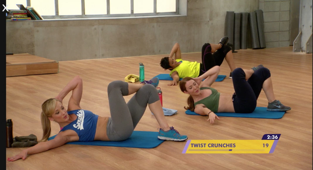 21 Day Fix 10 Minute Fix For Abs Tips & Overview - The