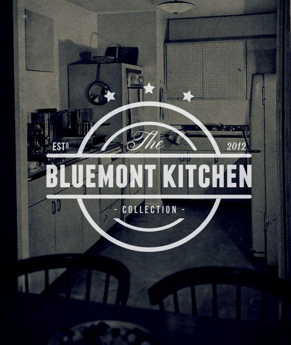 Bluemont Kitchen Vintage Kitchen Accesories Label Badge Buy From Http Graphicriver Net Item Premium Quality 8 Vintage Logo Bad Vintage Logo Logos Badge
