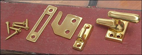 Transom Latch Lee Valley 10 60 For Vanity Amp Linen