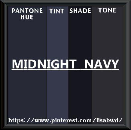 Pantone seasonal color swatch midnight navy color thesaurus color pantone seasonal color swatch midnight navy malvernweather Image collections
