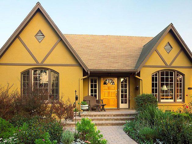 45 Fotos Y Colores Para Pintar Casa Por Fuera Mil Ideas De Decoracion Colores Para Pintar Casas Colores Para Casas Exteriores Colores Para Casas