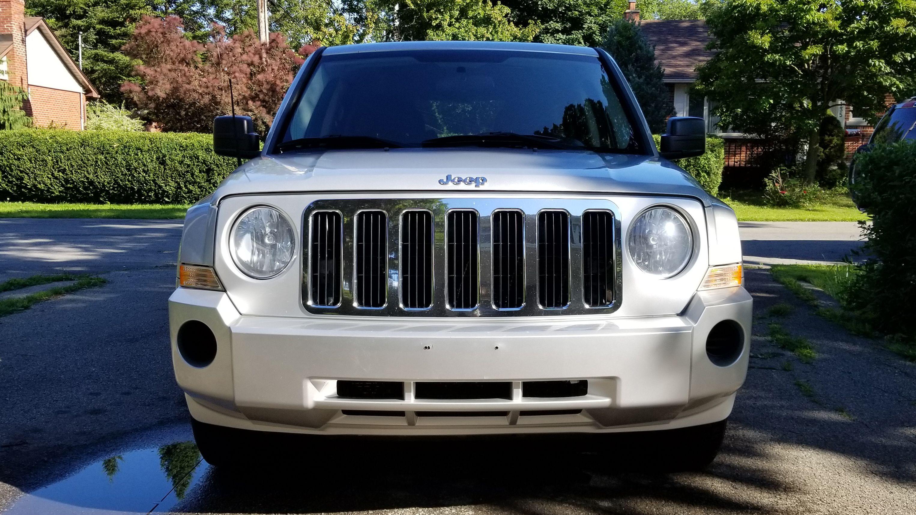 Pin En My Jeep Patriot Evolution