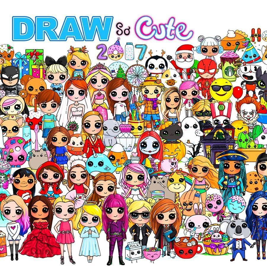Draw So Cute Drawsocutebywennie Instagram Photos And Videos Star Wars Sanati Disney Cizimleri Sevimli Karikatur