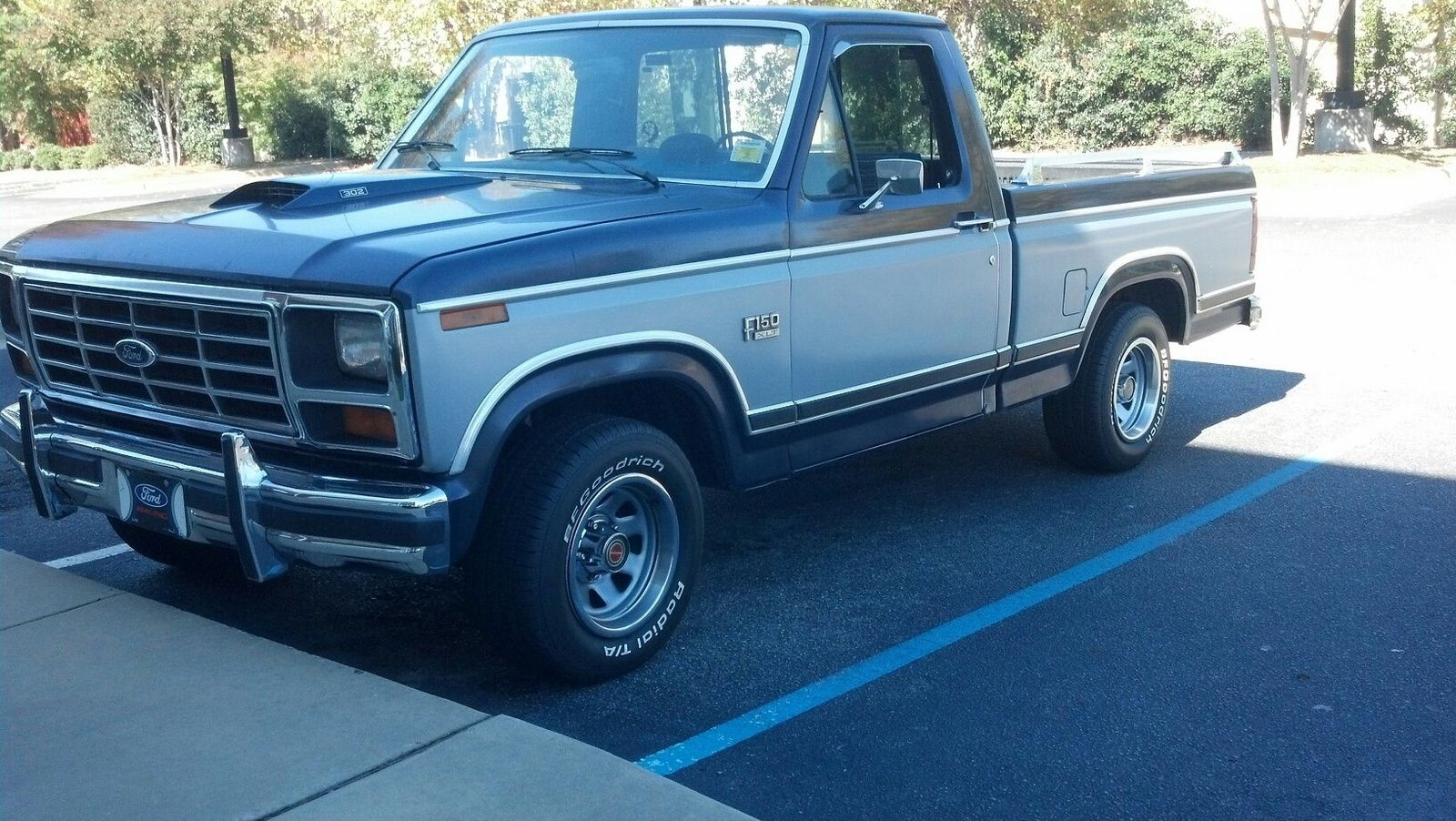 1984 Ford F 150 Overview Cargurus Ford F150 Ford Trucks