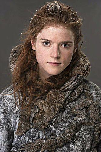 Rose Leslie Game Of Thrones : leslie, thrones, Leslie, Ygritte,