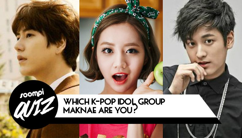 Quiz Which K Pop Idol Group Maknae Are You Kpop Idol Quiz Pop Quiz