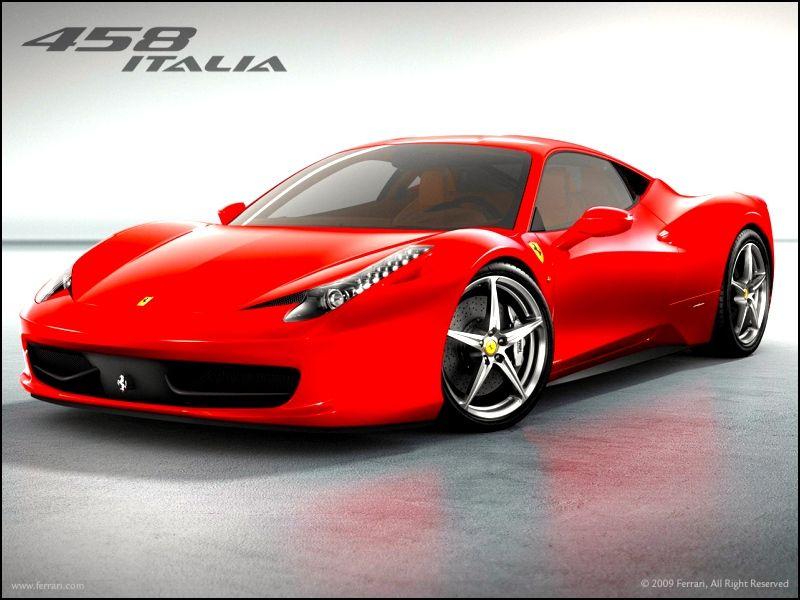 Italia designed, the most sexiest car from Ferrari.