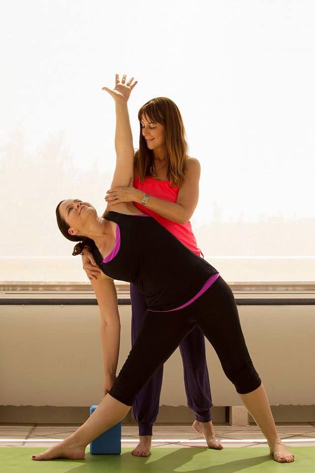 Alison from Brisbane Yoga Tree