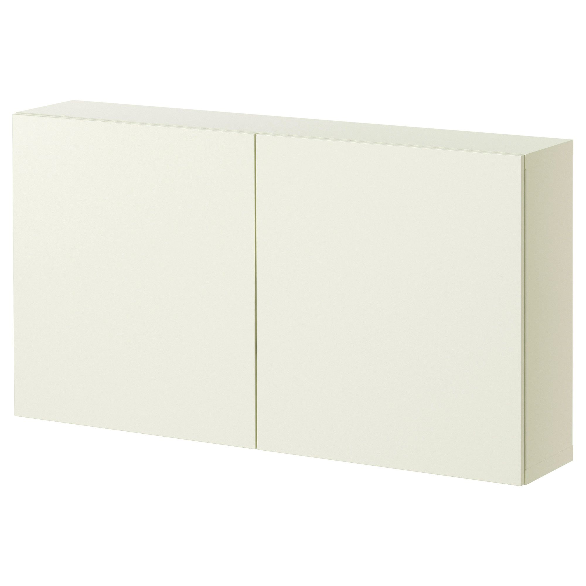 IKEA | BESTÅ Shelf Unit With Doors   120 X 20 X 64cm $120 | HOME | Entrance  | Pinterest | Shelves, Doors And Organizing