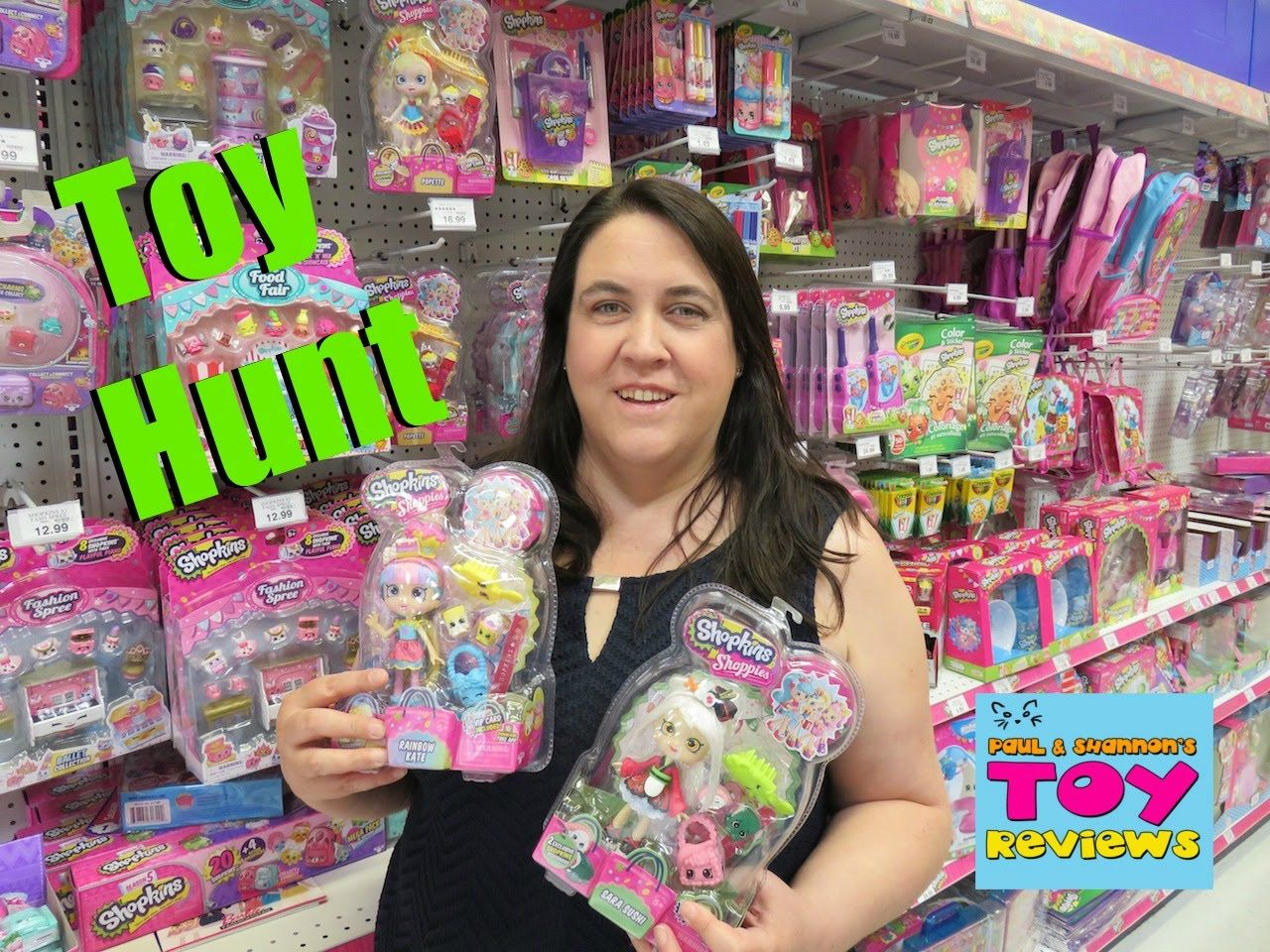 Toys From Target : Toy hunt toys r us target gift ems shopkins squinkies more