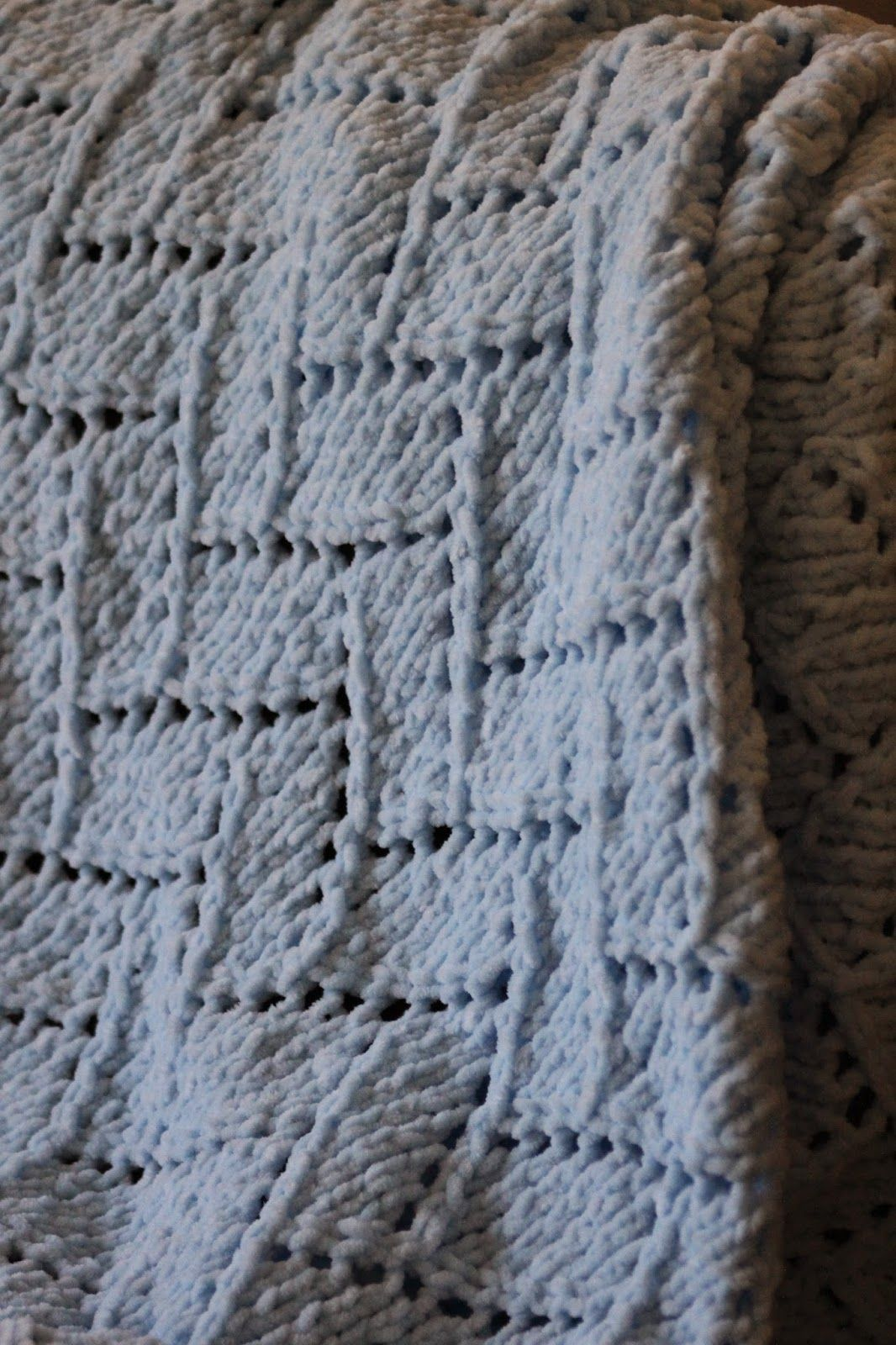 Bricklayer\'s Lace Baby Blanket | Knit patterns, Blanket and Patterns