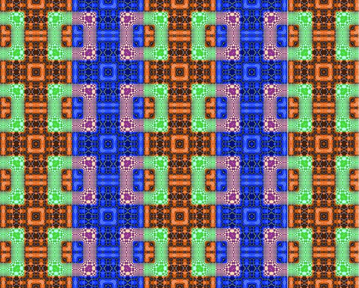 Fractal pattern xaos 00001ab