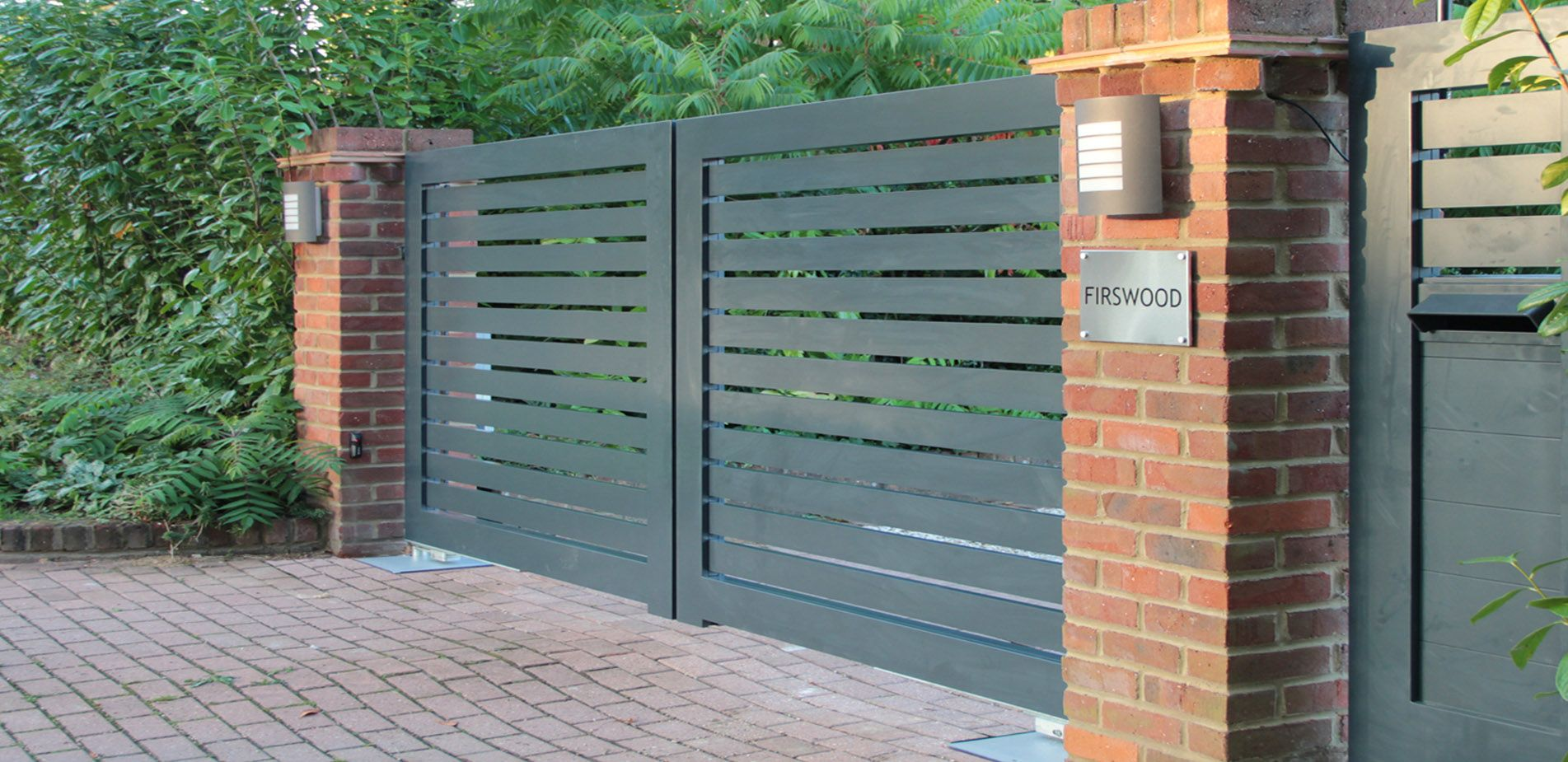 Image Result For Composite Gates Uk In 2019 Driveway