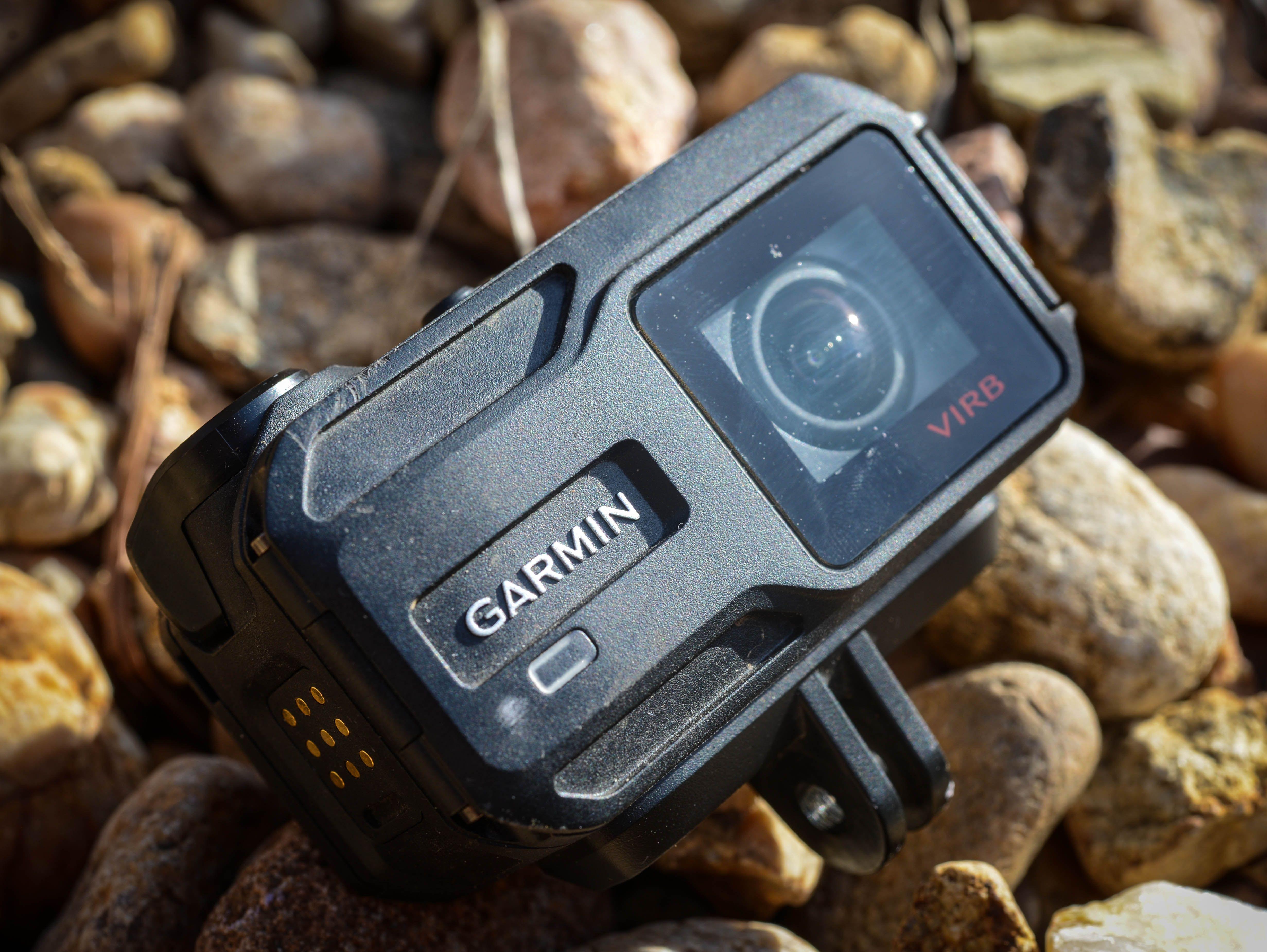 Garmin Virb Xe Action Camera Review Camera Reviews Bike News Bike