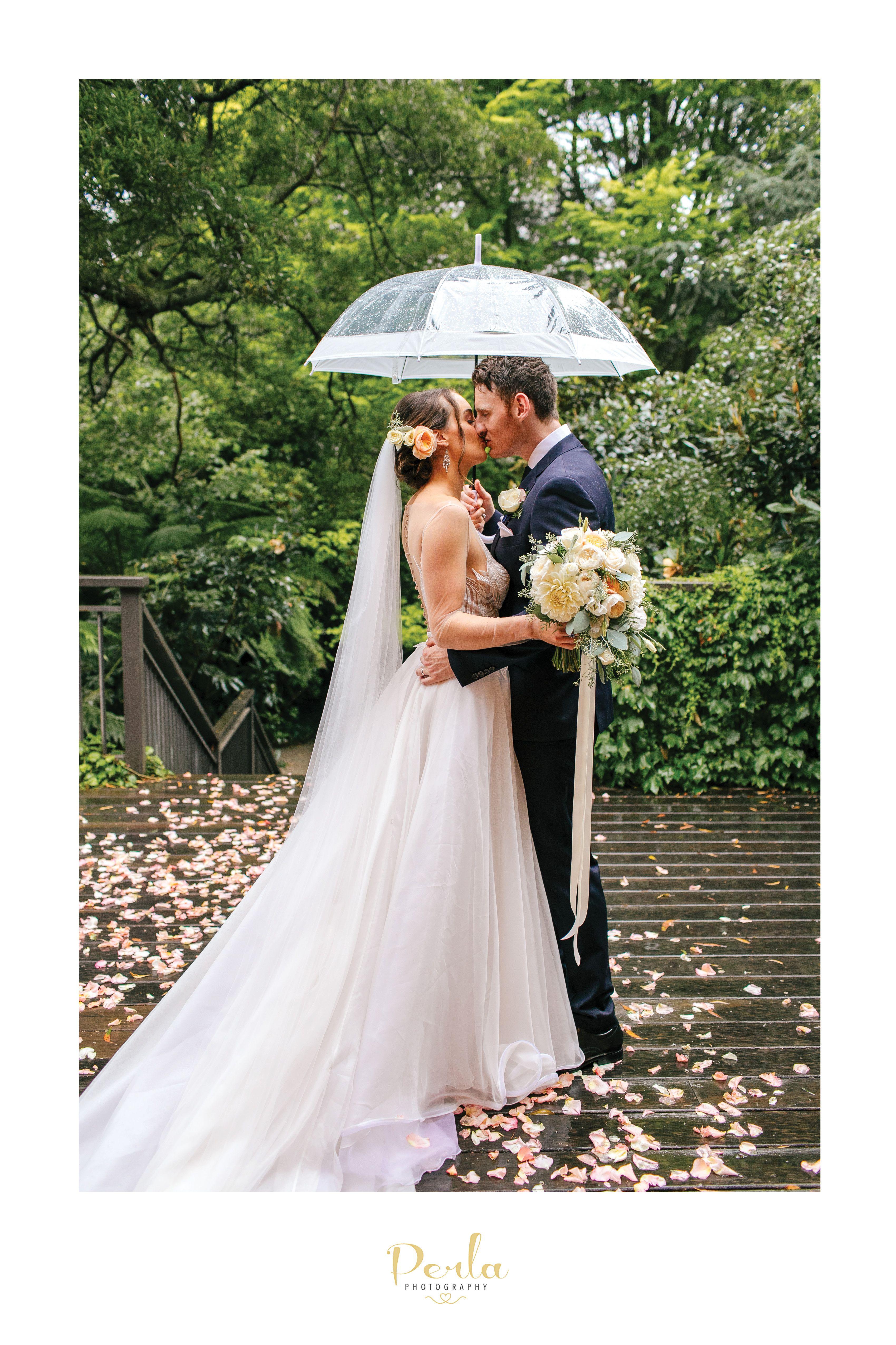 Tatra Reception Dandenongs Wedding Rainy Wedding Day Rainy Wedding