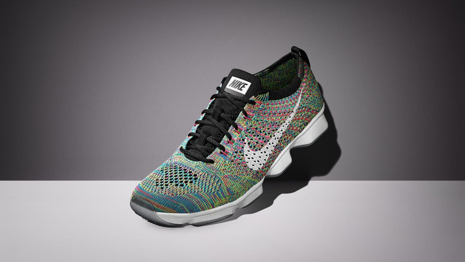 nike flyknit zoom agility fit multi color release date 1 Nike Zoom Fit  Agility Flyknit Multi Color Release Date
