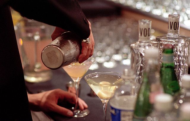 Perfect Martini...by Jean Paul Vellotti