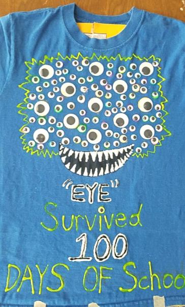 25 Cute 100 Days of School Shirt Ideas #100daysofschoolshirt