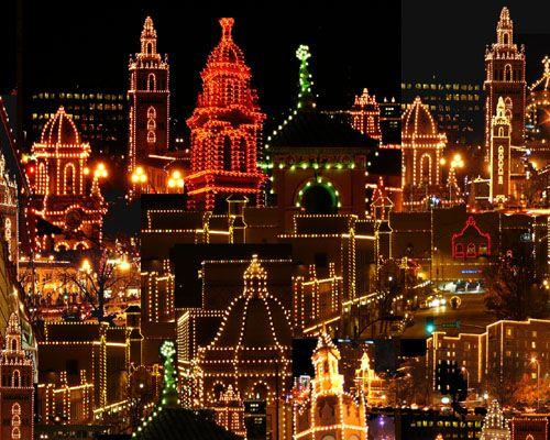 The Plaza Christmas lights, Kansas City, MO - The Plaza Christmas Lights, Kansas City, MO Favorite American