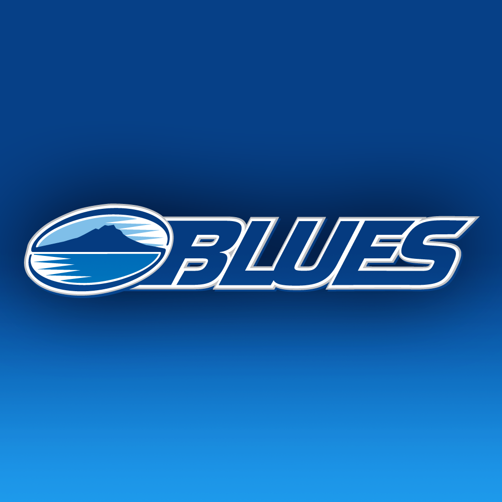 Auckland Blues Rugby Logo Rugby Team Rugby Union