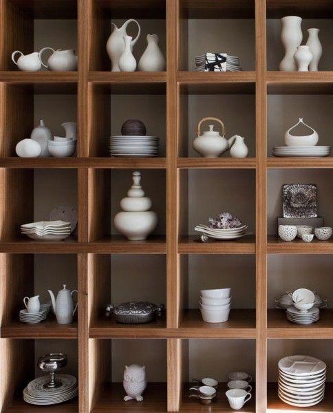 Zen Modern Display Shelves Peter Margonelli Photo
