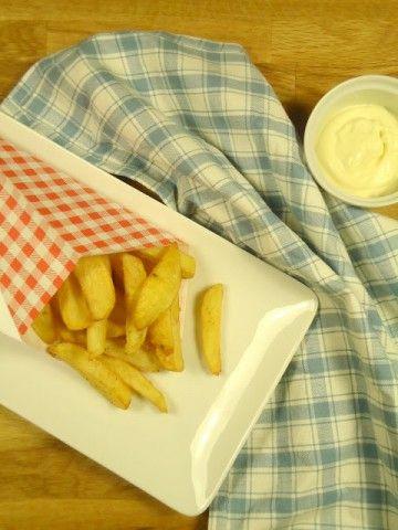 zelf friet maken | friet | pinterest