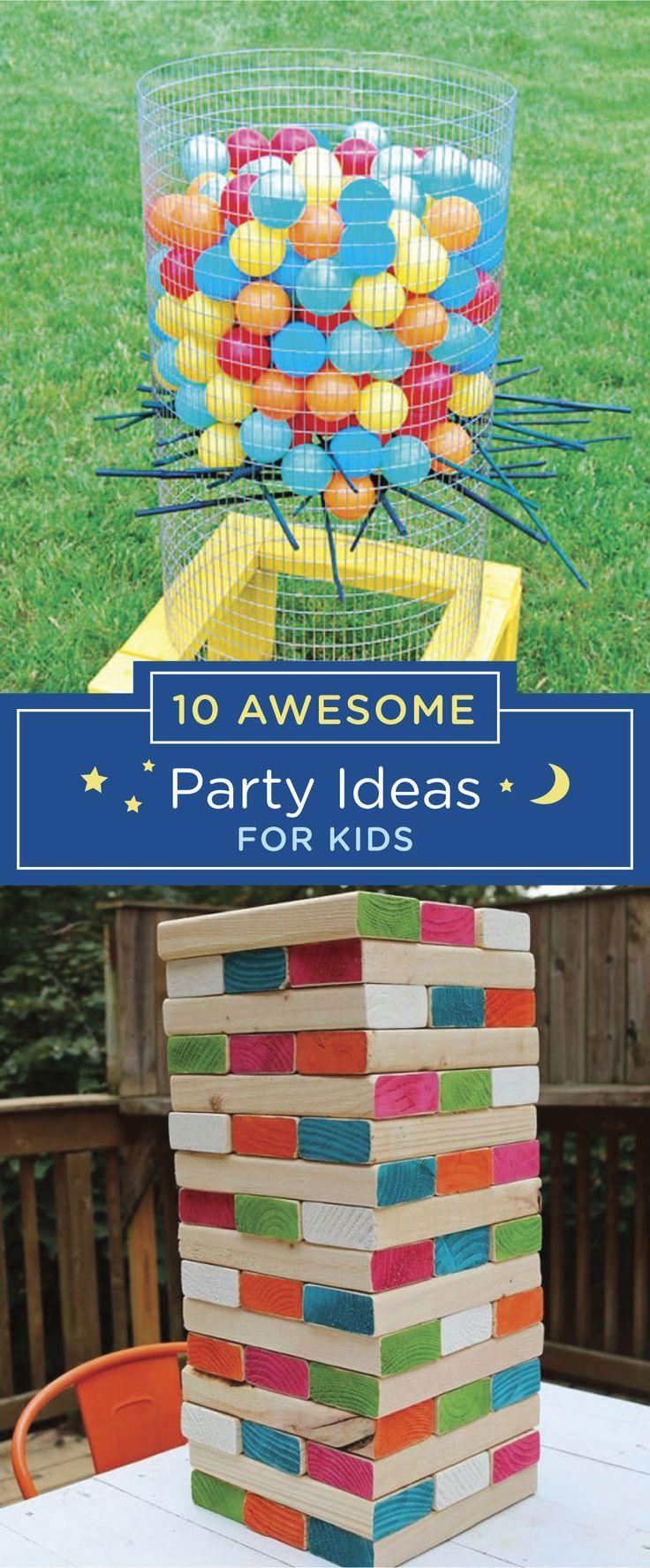 Photo of 10 besten Partyspiele für Kinder