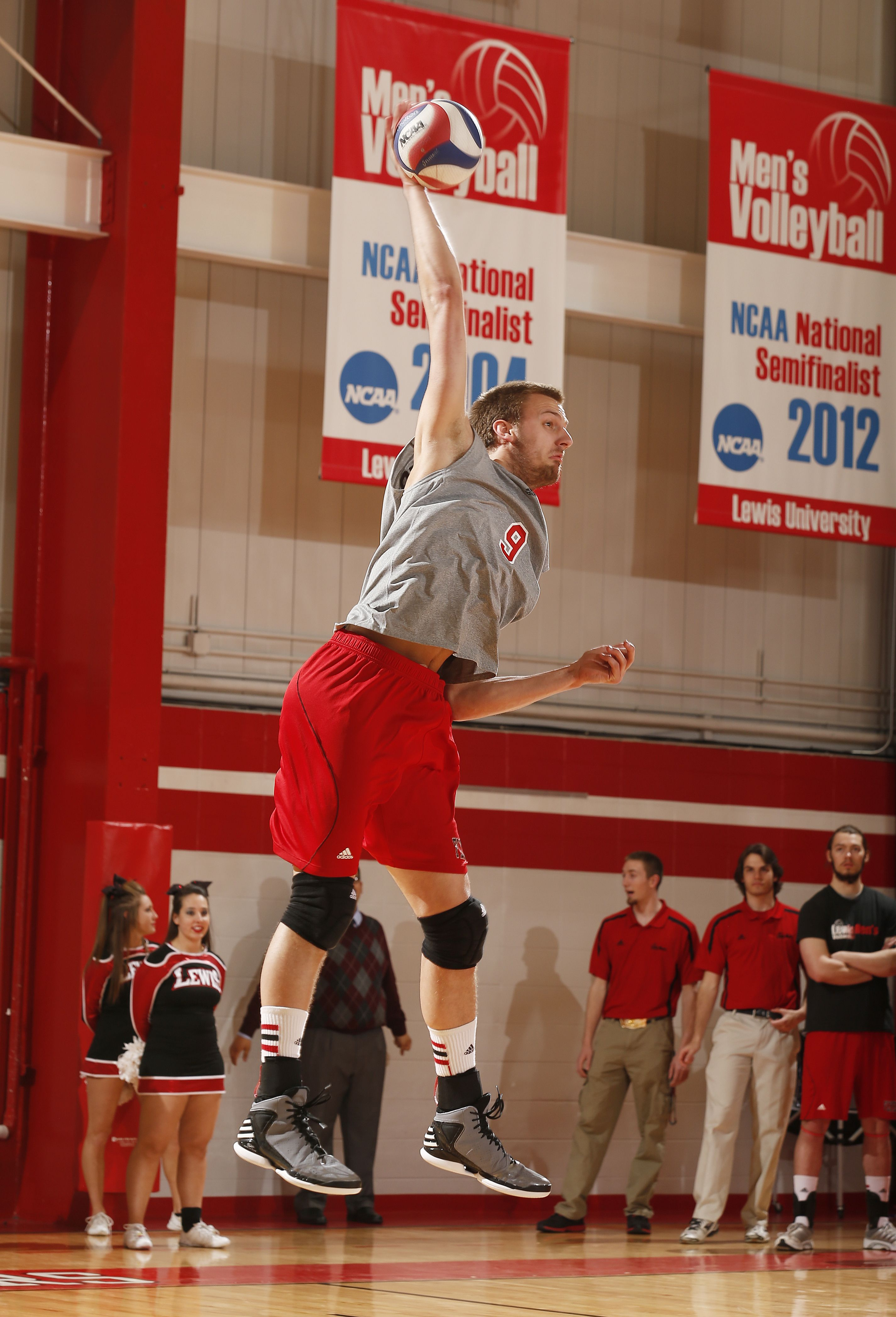 Congrats To Lewis Greg Petty On Winning The Men S Di Ii Sports Imports Avca Player Of The Week Lewis University Men Sports