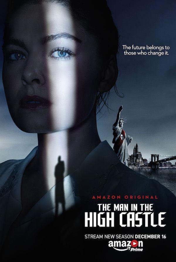 Posters We Love Streaming Edition High Castle Castle Season Castle