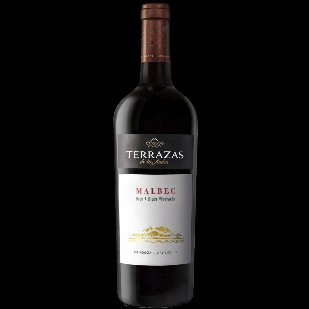 Terrazas De Los Andes Reserva Malbec Red Wine 750ml Bottle In 2020 Malbec Red Wine Malbec Wine Varietals