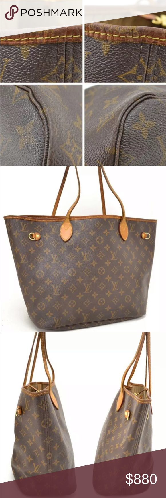 Louis Vuitton Neverfull Mm Tote Bag Brand Name Louis Vuitton Item Name Neverfull Mm Product No M40156 Date C Louis Vuitton Neverfull Mm Tote Bag Louis Vuitton
