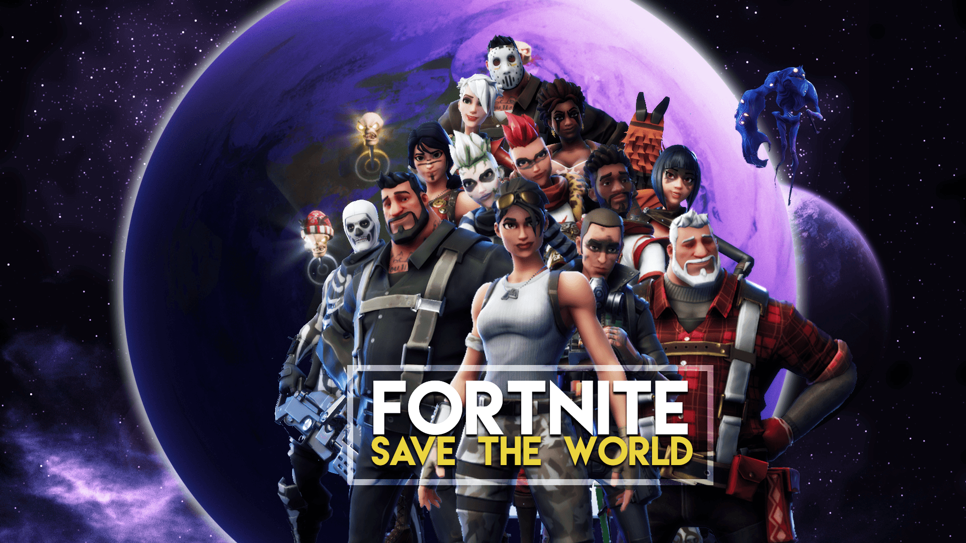 1920x1080 Made A New Wallpaper What Do You Guys Think Fortnite Fortnite Wallpaper Backgrounds 1080p Wallpaper