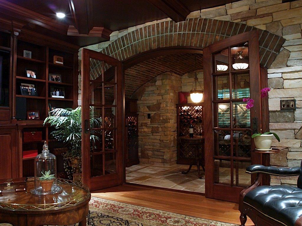Gorgeous wine cellar dream homes u inspiring spaces pinterest