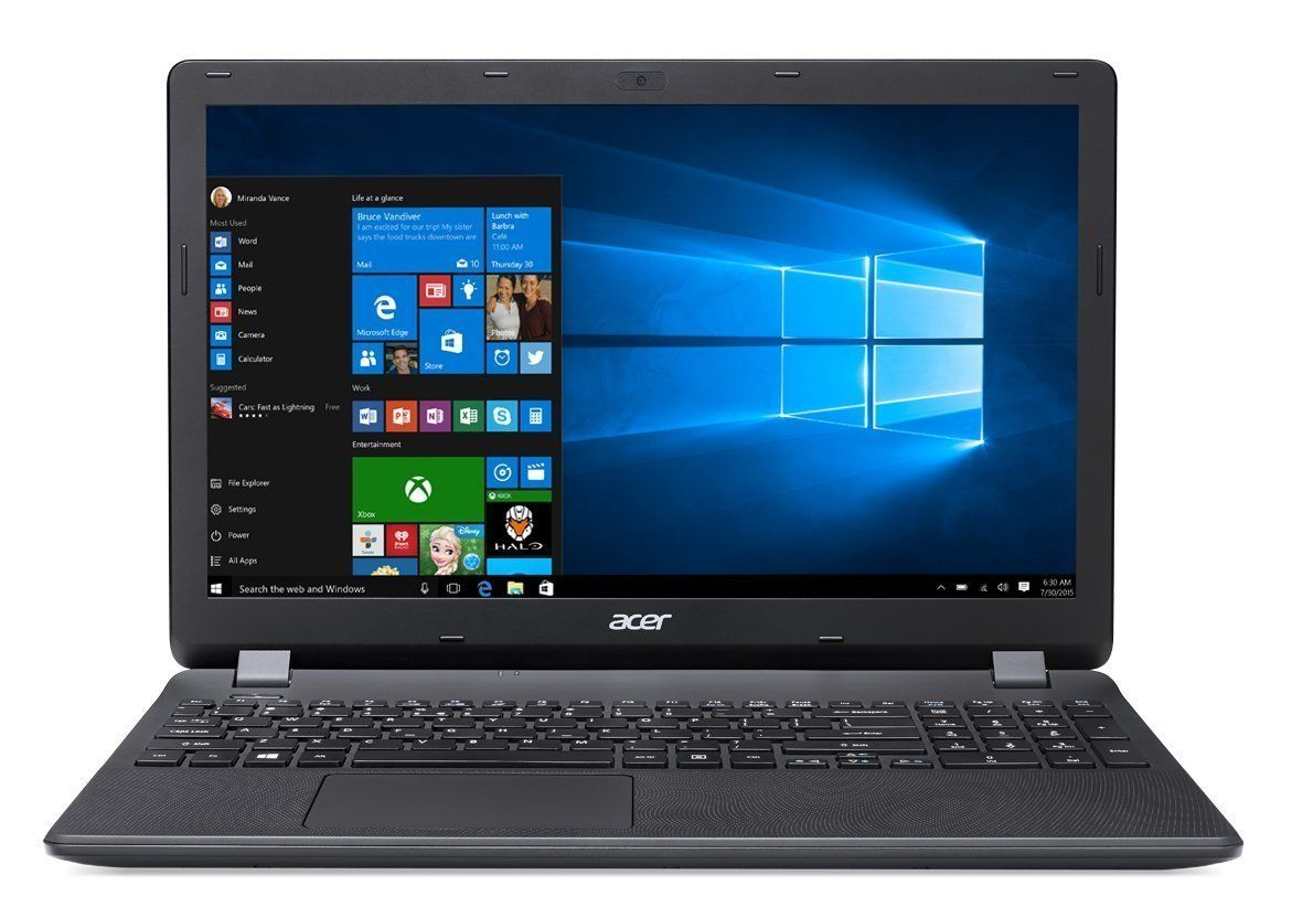 Acer Aspire Es1 531 P4xg Pc Portable 15 Noir Intel Pentium 4 Go