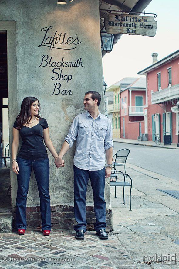 New Orleans, LA the most romantic, colorful and photogenic city. Photo by Pompo Bresciani