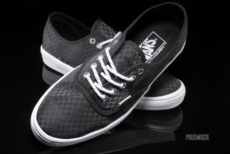 ac0e85511a6 Vans Authentic Lite (Checkerboard Nylon) Footwear at Premier