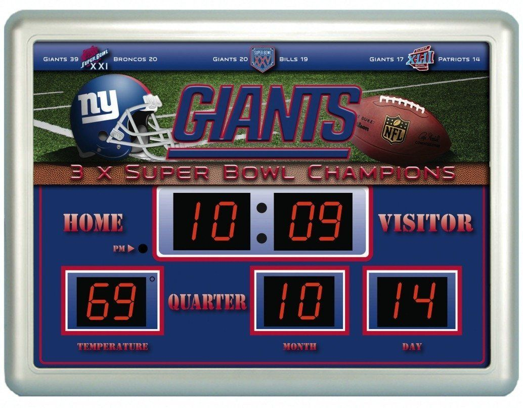 size 40 ceb27 2f264 Amazon.com - New York Giants Official MLB 14 inch x 19 inch ...