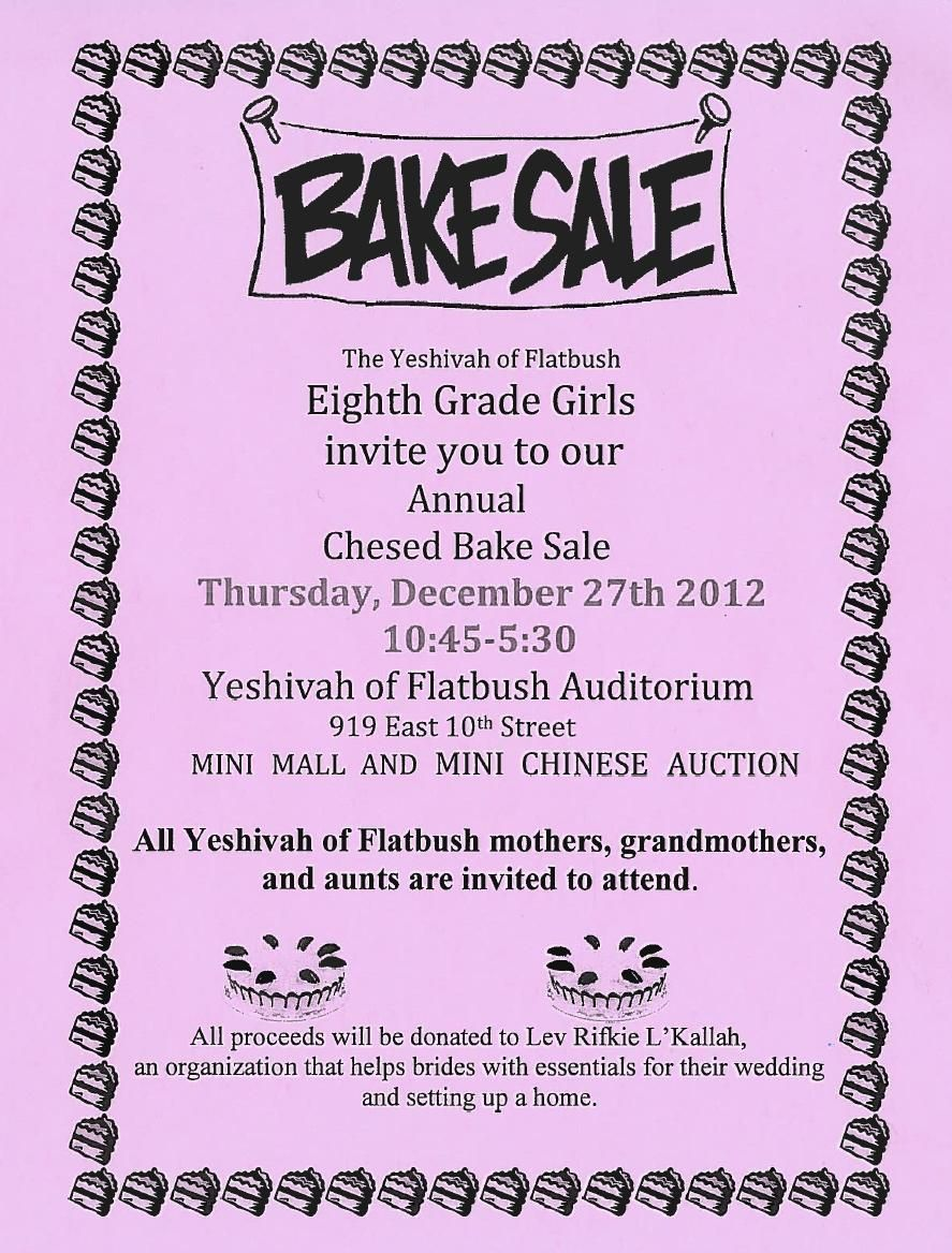 bake or bakery poster or flyer bake flyer bake bake flyer example