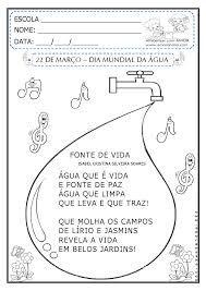 atividades sobre o dia da agua para educação infantil - Pesquisa Google