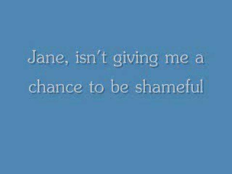 jane lady Barenaked