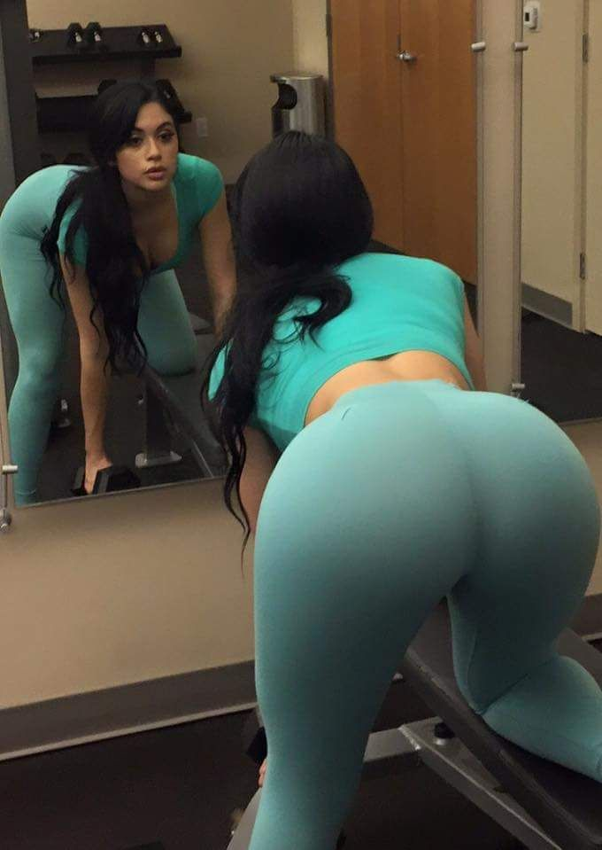 Women in work out clothes amateur