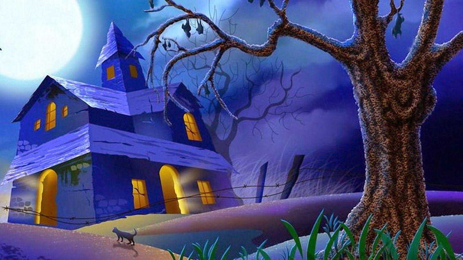 60 Amazing Halloween HD Wallpapers 1920x1080 2560x1600