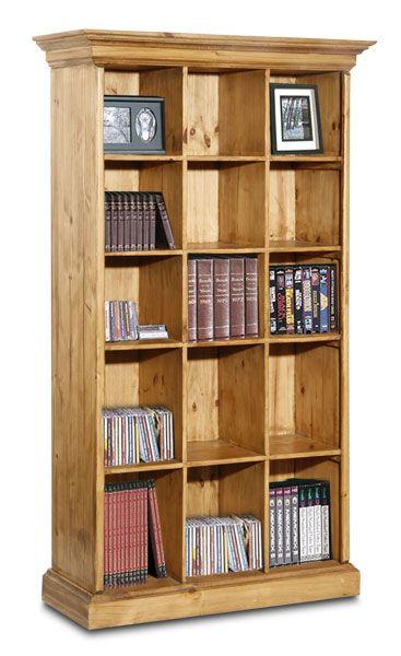 American Furniture Warehouse Virtual Store Rustico Bookcase