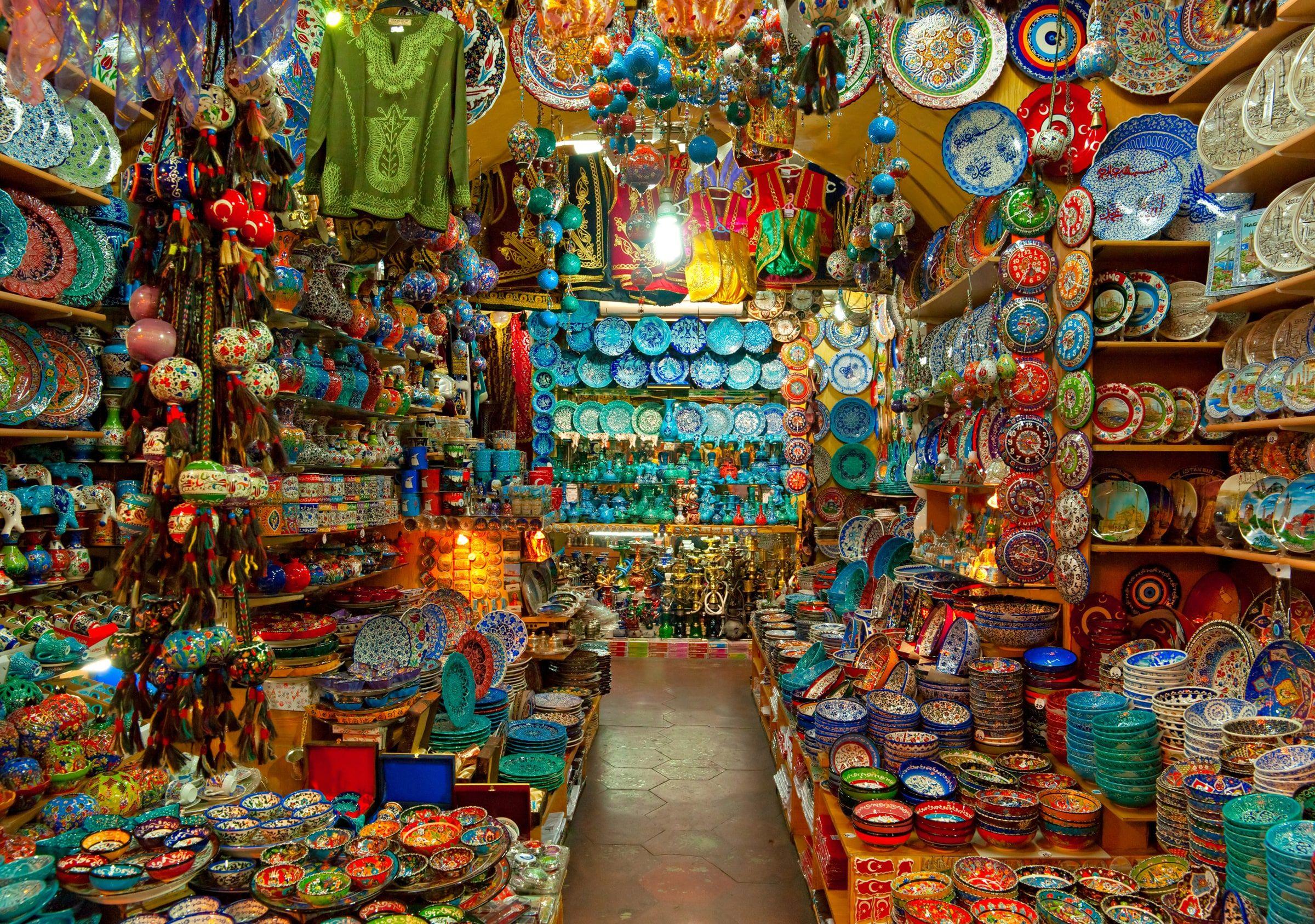 Buy Grand Bazaar Shops in Istanbul from Wentworth Wooden Puzzles: The Grand  Bazaar in Istanbul is one of the la… | Grand bazaar istanbul, Tourist trap, Grand  bazaar