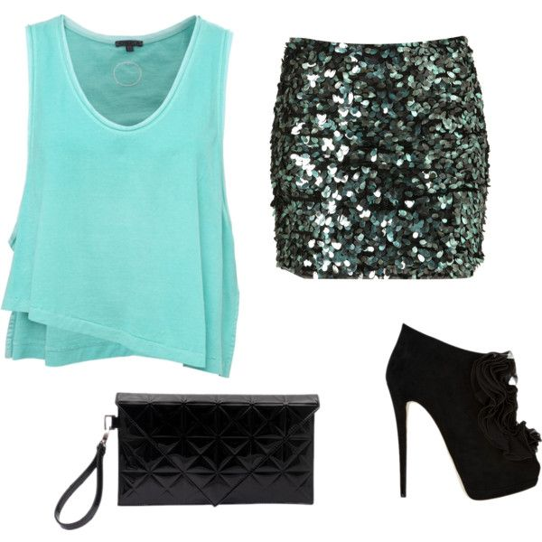 Cute for a night out