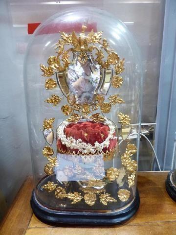 un globe de marié