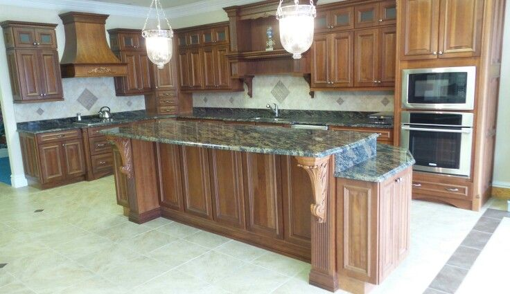 Kitchen Display Beach Cabinets & Tops 724 First Colonial ...