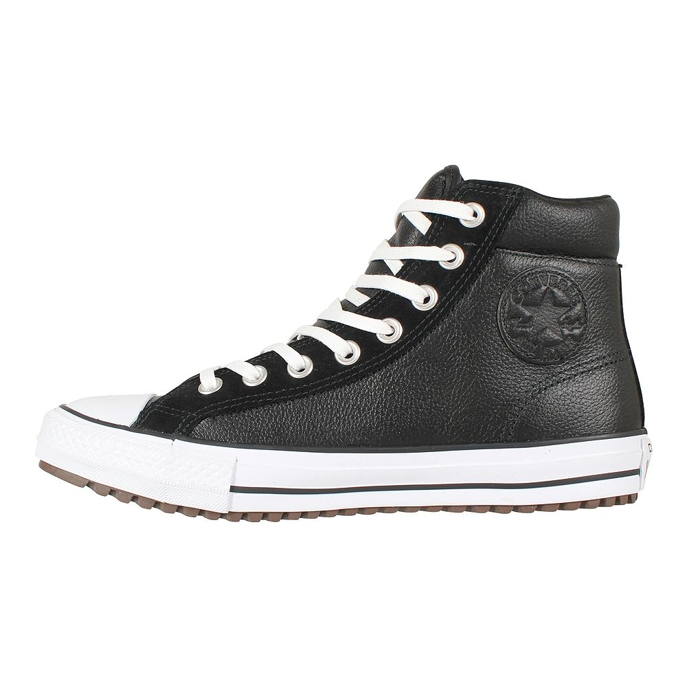 Converse Unisex Schuhe Chuck Taylor All Star Boot PC Hi black-white (schwarz )