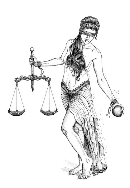 Dragon Coloring Pages Oh Libra We Naturally Balance Without Second Guessing Ourselves Of Justice That Sometimes Judge