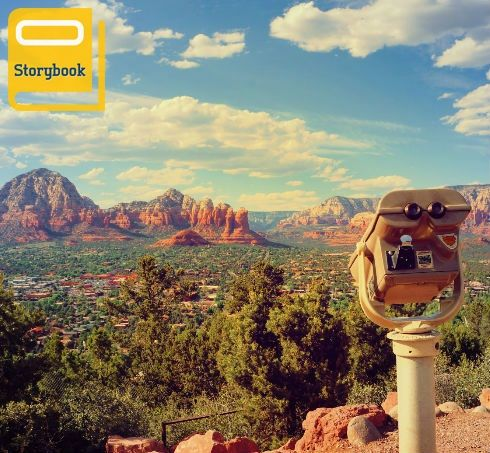 Falling in love again, in Sedona via @Expedia #Viewfinder. #storybook